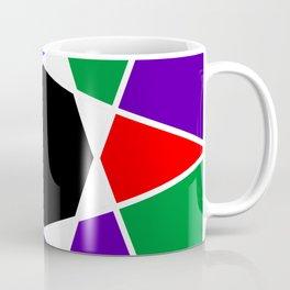 Compass abstract Coffee Mug
