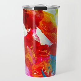 The Colors of my Life Travel Mug
