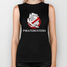 Piratebusters Biker Tank