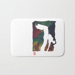 Capoeira 424 Bath Mat