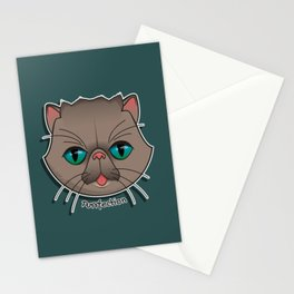 Purrfection Stationery Cards