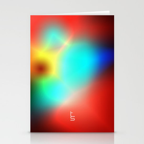 Color Heat Stationery Cards