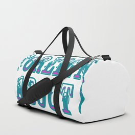 the answer Duffle Bag