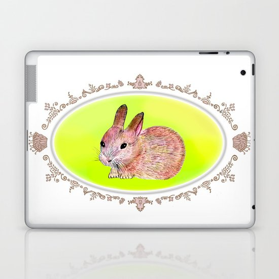 Easter Bunny Laptop & iPad Skin