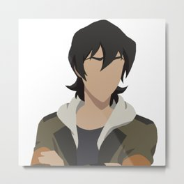 Keith in Lance's Jacket - Voltron legendary Defender Metal Print