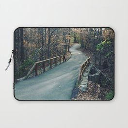 Path in the Woods Laptop Sleeve