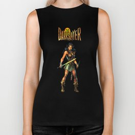 The Darkslayer - Jarla the Brigand Queen Biker Tank