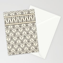 """Art Deco . """"Mirabelle """". Stationery Cards"""