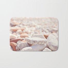 AFE Beach Rocks, Beach Photography Bath Mat