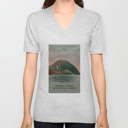 Terra Nova National Park Unisex V-Neck