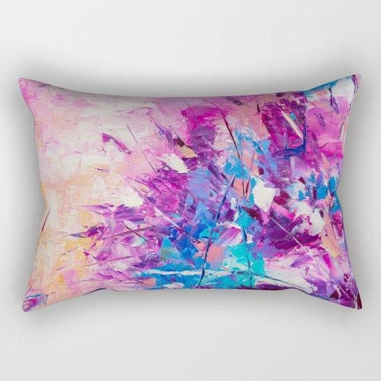 Paradise Bush Rectangular Pillow