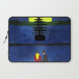 A quiet moment Laptop Sleeve