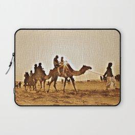 Desert Stroll Laptop Sleeve