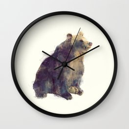Bear // Nova Wall Clock