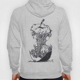 The Apple of Time Hoody