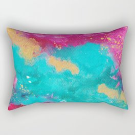 Intuitive - Karla Leigh Wood Rectangular Pillow