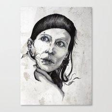Salander I Canvas Print