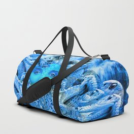 Medusa Metamorphosis Duffle Bag