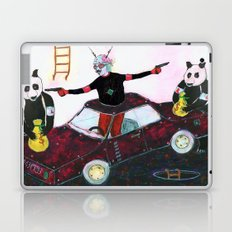 Extorsion Laptop & iPad Skin