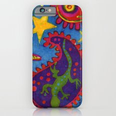 Lizard Paisley Batik Slim Case iPhone 6s