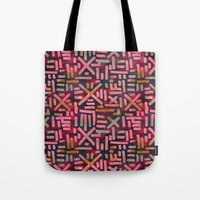 desert Tote Bags featuring DESERT  by Schatzi Brown