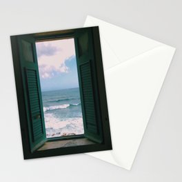 Atlantic Morning Stationery Cards