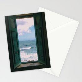 Atlantic Morning Stationery Cards