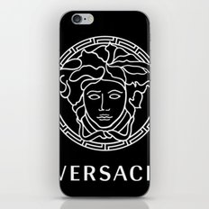 versace iPhone & iPod Skin