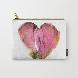 Ceren's Heart Shaped Box Carry-All Pouch