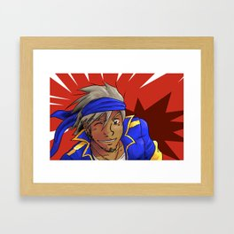 Locke Cole Framed Art Print