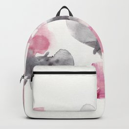 180807 Abstract Watercolour 6| Colorful Abstract |Modern Watercolor Art Backpack