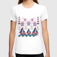 sailor T-shirts featuring Sailor by famenxt