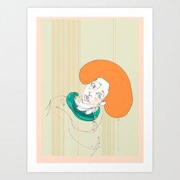 The_SAME Art Print