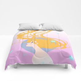Moon Princess Comforters