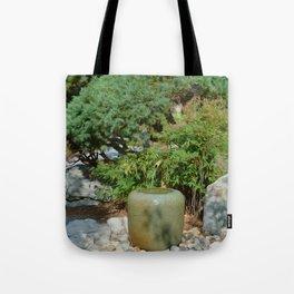 Japanese garden 7 Tote Bag