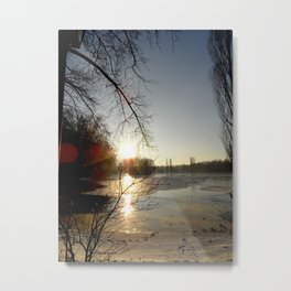 Winter Wonderland 07 Metal Print