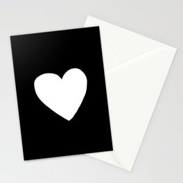 Big Heart Stationery Cards