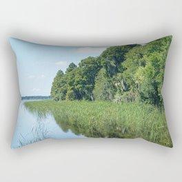 Circle Bar B 1 Rectangular Pillow
