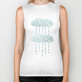 Rainy Days Biker Tank
