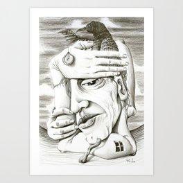080214 Art Print