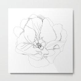 petal pup Metal Print