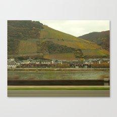 Rheinland Canvas Print