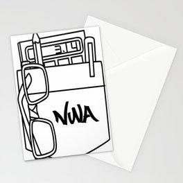 NWA Amerime Media Stationery Cards