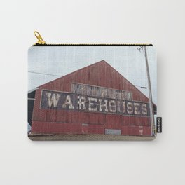 Weathered Warehouse - Williams, CA Carry-All Pouch