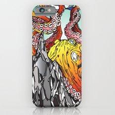 Kraken the Mountain Slim Case iPhone 6s