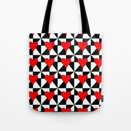 heart and red 3 -love,romantism,romantic,cute,beauty,tender,tenderness Tote Bag