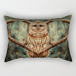 Center of the universe Rectangular Pillow