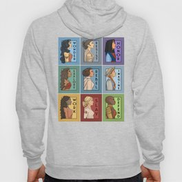 She Series Collage - Version 1 Hoody