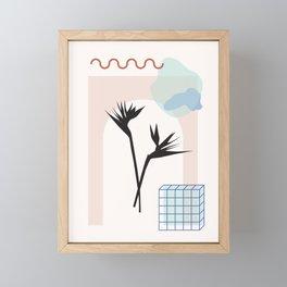 // Royal Gardens 01 Framed Mini Art Print