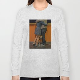 Puppy Love. S.I. Ferry Long Sleeve T-shirt